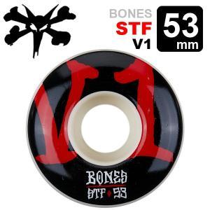 BONES WHEEL ボーンズ スケートボード ウィール STF V-Series V1 Whee...