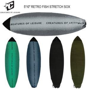 """サーフボードニットケース CREATURES OF LEISURE クリエイチャーズ 5'10"""" R..."""