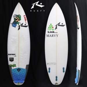 【中古】サーフボード 使用状態 【B】★★☆ 【RUSTY SURFBOARDS】ラスティ サーフボ...