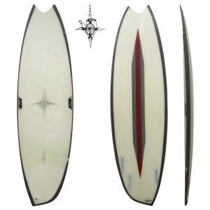 【中古】 サーフボード 使用状態 【C】★☆☆【RYAN BURCH SURFBOARDS】ライアン...
