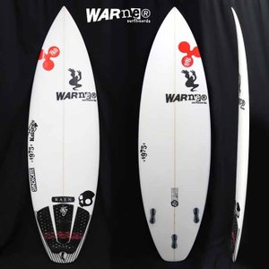 【WARNER SURFBOARDS】ワーナーサーフボード DC Model 5'8  EPS  F...