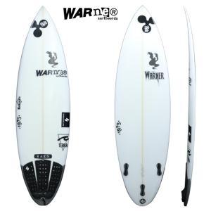 【中古】 サーフボード 使用状態 【B】★★☆WARNER SURFBOARDS  ワーナーサーフボ...
