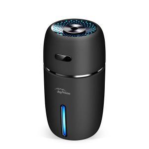 加湿器 卓上 アロマ 2019進化版 超音波式 加湿器 超静音 車用加湿器 除菌 10時間連続加湿 ...