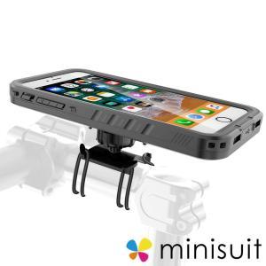 iPhone 7 Plus 自転車用ホルダー 防水防塵 IP68 自転車 iPhone 7 Plus...