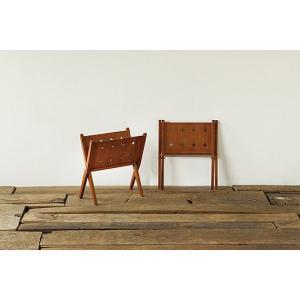 ACME Furniture アクメファニチャー BROOKS BOOK STAND ブルックス ブックスタンド マガジンラック|tycoon