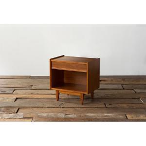 ACME Furniture アクメファニチャー TRESTLES NIGHT STAND トラッセル ナイトスタンド 幅55m|tycoon