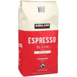 コストコ Costco カークランドシグネチャー スターバックス エスプレッソブレンド コーヒー(豆)1.13kg コーヒー 豆|tycoon