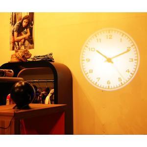 Projection Clock プロジェクションクロック プロジェクター 時計 クロック 掛け時計 置時計|tycoon|06