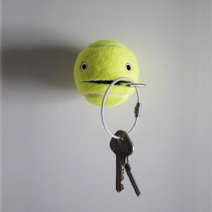 テニスボール ウィルソン ホルダー クリップ タオルハンガー 吸盤|tycoon