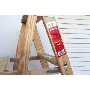 ミシガンラダー ウッドステップラダー サイズ6 Wood Step Ladder Size 6|tycoon|06