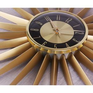 Emits Time エミッツタイム ミッドセンチュリー 時計 壁掛け 掛け時計 おしゃれ アンティーク 壁掛け時計 レトロ|tycoon|03