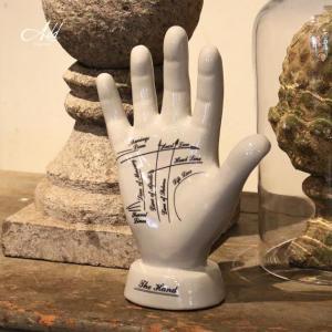 オブジェ 置物 ハンドオブジェ 手 手相 Goody Grams Add THE HAND|tycoon