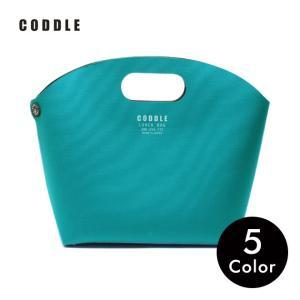 ランチバッグ お弁当袋 散歩 かばん 日本製 CODDLE コドル +FABRIC LUNCH BAG|tycoon