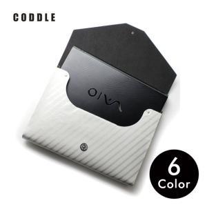 パソコンケース PCケース PCバッグ 13.3インチ MacBook マックブック A4 日本製 CODDLE コドル +PAPER 01|tycoon