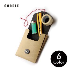 カメラケース デジカメケース 小物ケース 小物入れ ポーチ 収納 日本製 CODDLE コドル +PAPER 05|tycoon