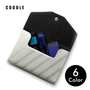 カードケース 名刺入れ USB SDカード 小物入れ 収納 日本製 CODDLE コドル +PAPER 07|tycoon
