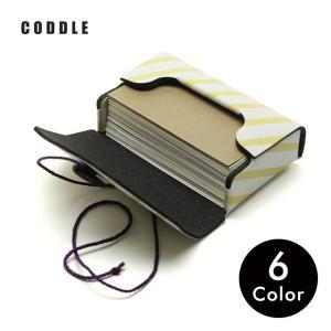 カードケース 名刺入れ 充電器 モバイルバッテリー 小物入れ 収納 日本製 CODDLE コドル +PAPER 14|tycoon