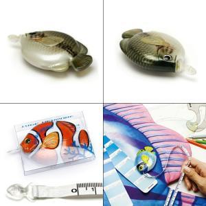 FiiiiiSH / FISH MEASURE フィッシュメジャー 巻尺 魚 釣り ルアー|tycoon|04