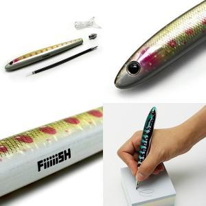 FiiiiiSH / FISH PEN フィッシュペン 魚 釣り ボールペン ルアー tycoon 05
