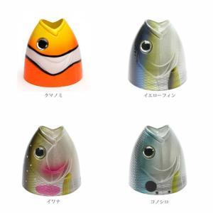ペンスタンド 歯ブラシスタンド つまようじ入れ フィッシュスタンド FiiiiiSH FISH STAND|tycoon|02