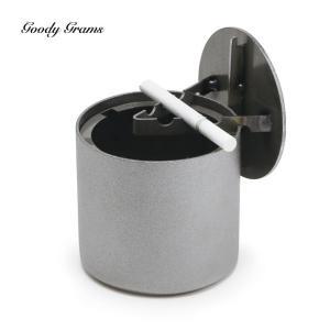 灰皿 金属製 おしゃれ 卓上 かっこいい 男性 UNITE  ASHTRAY-2 Goody Grams|tycoon
