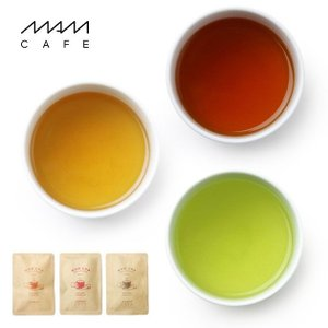 MAM CHA【MINI】紅茶 玄米茶 ほうじ茶 お茶 飲料 和 静岡 プチギフト MAMCAFE マムカフェ|tycoon