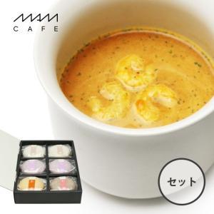 【6個セット】MAM CAFE / MAM SOUP SET 06 マムスープ スープ セット 詰め合わせ 最中 即席 ギフト 贈り物 MAMCAFE マムカフェ|tycoon