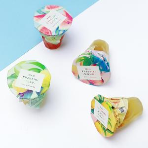 単品 MAM CAFE / MAM KUZUKIRI-MOMO マムカフェ 葛切り 葛きり ゼリー フルーツ プレゼント ギフト|tycoon