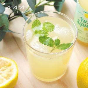 MAM CAFE / MAM YUZU SQUASH マムカフェ 柚子 ゆず ジュース  炭酸飲料 プレゼント ギフト|tycoon
