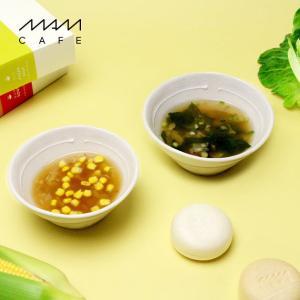【6個セット】最中 スープ 手土産 おしゃれ 日持ち MAM VEGAN SOUP SET 01|tycoon