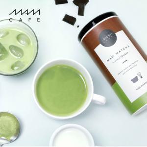 MAM MATCHA 抹茶 ラテ チョコレート ミルク パウダー 粉末|tycoon