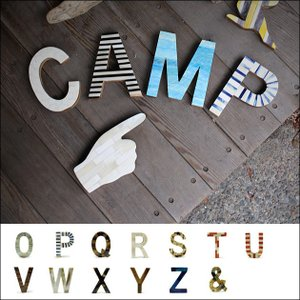 [O-Z] オブジェ アルファベット イニシャル ディスプレイ パーツ 木製 骨 置物 英語 数字 動物 民芸品 切り文字|tycoon