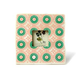 フォトフレーム 写真立て アンティーク 木製 おしゃれ 壁掛け 葉書 ハガキ 卓上 ボーンフレーム 骨 Goody Grams FIROZPUR|tycoon