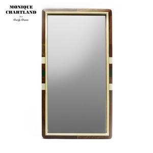 鏡 ミラー 大型 おしゃれ ウォールミラー Goody Grams WALL MIRROR L|tycoon