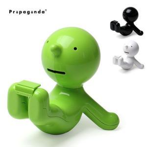 テープカッター 文房具 セロテープ キャラクター おしゃれ プロパガンダ PROPAGANDA MR.P TAPE DISPENSER2|tycoon