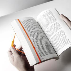 栞 しおり ブックマーク セット ブックマーカー 文房具 プロパガンダ PROPAGANDA BOOKMARK RUBBER|tycoon