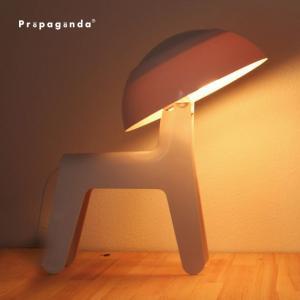 フロアライト 犬 インテリア フロアランプ ライト ランプ 照明 プロパガンダ PROPAGANDA DOG LAMP|tycoon