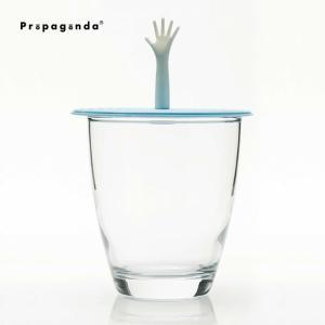 コップ マグカップ カップカバー フタ カバー 蓋 かわいい Propaganda MUG LID HELP|tycoon