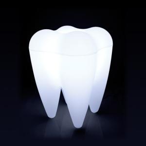 フロアライト フロアランプ ライト ランプ 歯 照明 おしゃれ 歯医者 開業祝 プロパガンダ PROPAGANDA Tooth Lamp|tycoon