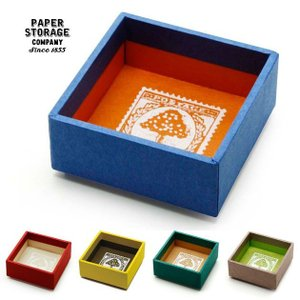 小物入れ 収納 ボックス ケース おしゃれ かわいい Paper storage company TRAVEL-LETTER S tycoon