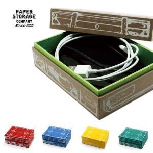 小物入れ 収納 ボックス ケース おしゃれ かわいい Paper storage company TRAVEL-TRUNK M tycoon