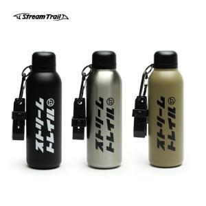 水筒 魔法瓶 保温 保冷 ストリームトレイル リバーズ Rivers ST LOGO BOTTLE 500ml Stream Trail|tycoon