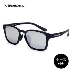 サングラス メンズ 偏光 黒 ブラック メンズ 夏 ストリームトレイル Streamtrail Sunglass ST-5002 tycoon