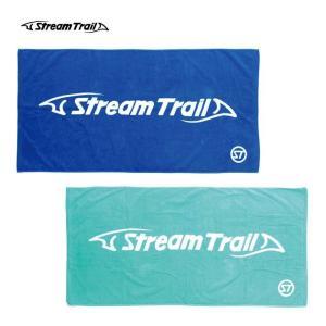 ストリームトレイル バスタオル BATH TOWEL Stream Trail 今治 日本製 綿100 タオル ブルー メンズ スポーツタオル|tycoon