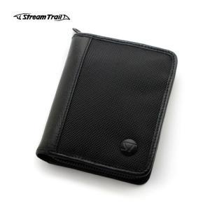 財布 二つ折り 2つ折り メンズ ナイロン カード コンパクト ストリームトレイル LAND BRIDGE WALLET II Stream Trail|tycoon
