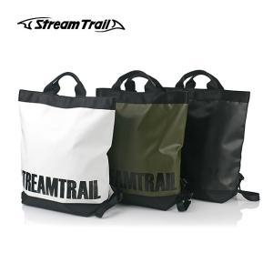 ストリームトレイル マレット Mullet トートバッグ A4 ナイロン 防水 撥水 メンズ レディース おしゃれ 人気|tycoon
