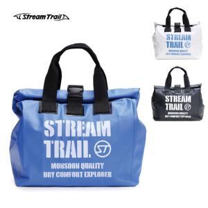 ストリームトレイル ロールダウントート ROLL DOWN TOTE Stream Trail トートバッグ 大きめ スポーツバッグ メンズ|tycoon