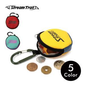 コインケース 財布 小銭入れ メンズ レディース キーホルダー キーリング カラビナ ストリームトレイル Stream Trail|tycoon