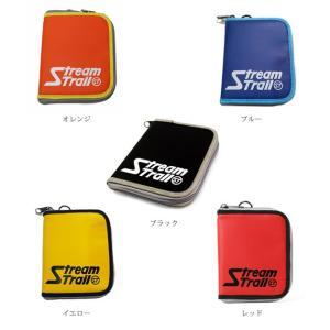 財布 二つ折り アウトドア スポーツ ナイロン 軽量 カード ラウンドファスナー メンズ レディース ストリームトレイル Stream Trail tycoon 02