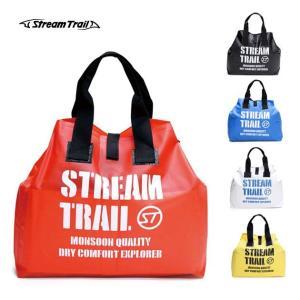 ストリームトレイル ウエット トートバッグ WET TOTE BAG L Stream Trail スポーツバッグ a4 おしゃれ 大きめ ジムバッグ|tycoon